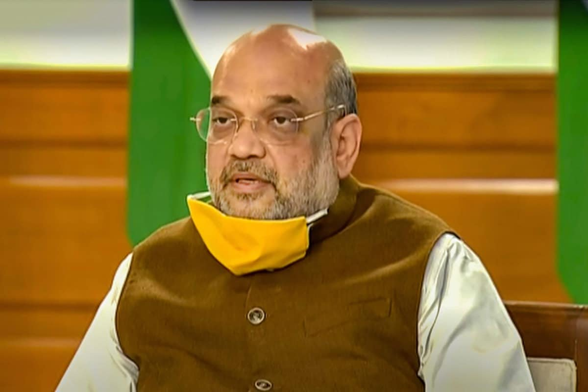 'Who's Not Performing?' Amit Shah Meets Officials From 5 Naxal-hit States in Push for Anti-Maoist Ops