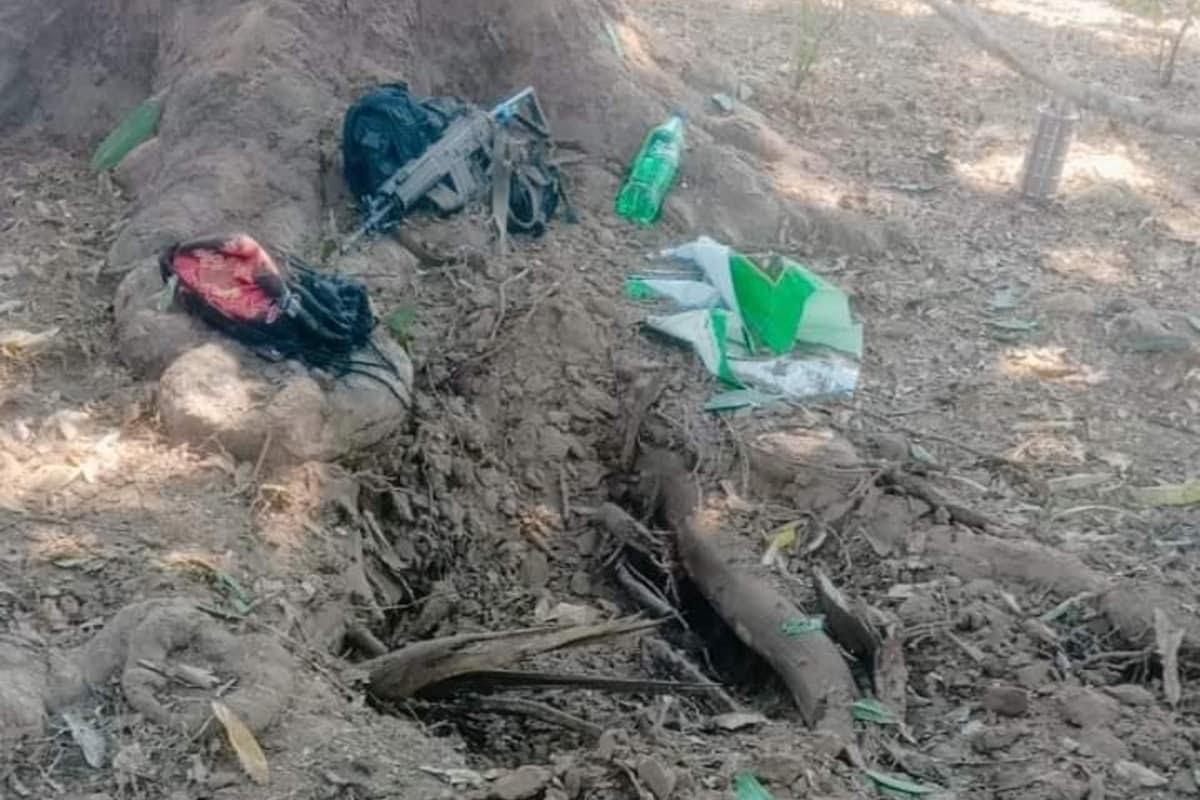 Maoists Step Up Low-Intensity Warfare Strategy With Pressure Bombs